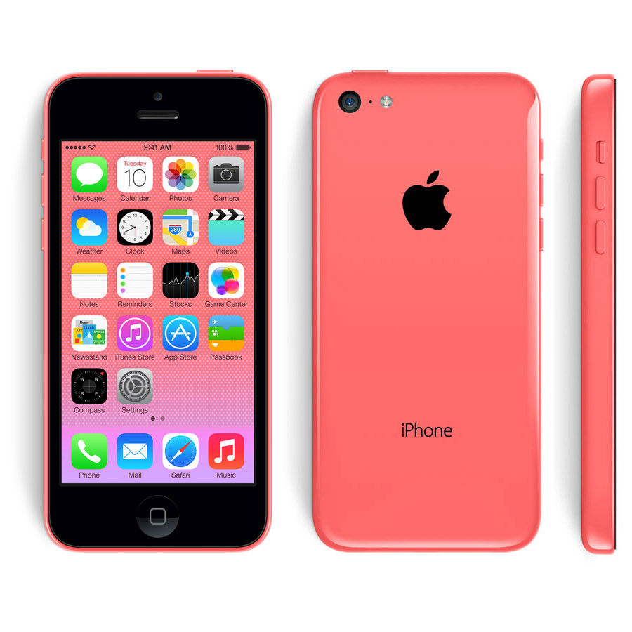 "Apple iPhone 5C 8GB 4"" Retina Touchscreen Display Verizon..."