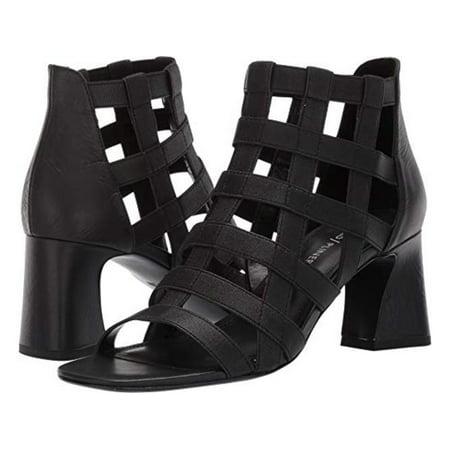 Visto Cut-Out Cage Sandals (Donald J Pliner Peep Toe Heels)