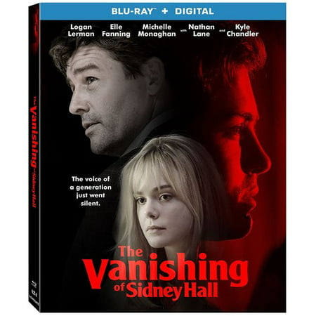 The Vanishing Of Sidney Hall (Blu-ray + Digital)](Michelle Blake Halloween)