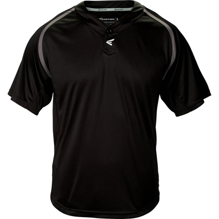 - Easton Adult M7 Homeplate Two-Button Baseball Jersey