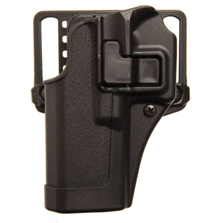 BlackHawk CQC SERPA Holster with Belt and Paddle Attachment fits FN FiveSeven, Left Hand,