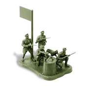 Zvezda Models Soviet Frontier Guards Model Kit (1/72 Scale)