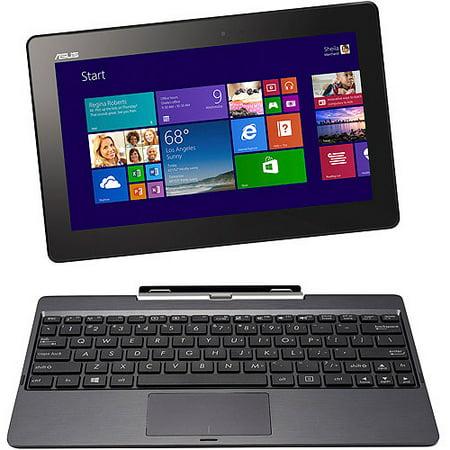 "Asus T100 10.1"" Tablet 64GB Intel Atom z3740 Quad-Core Processor Windows 8.1"