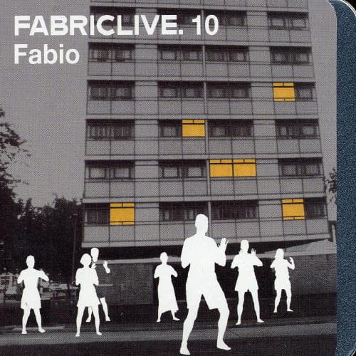 Fabio - Fabriclive 10 [CD]