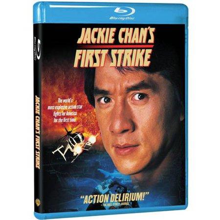 Jackie Chans First Strike  Blu Ray
