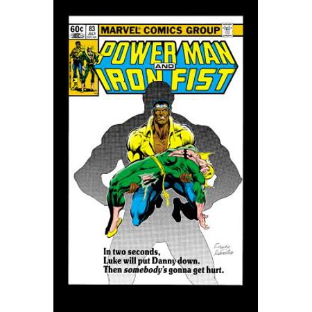 Power Man & Iron Fist Epic Collection : Revenge!
