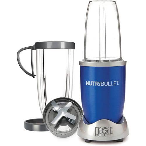 Magic Bullet NutriBullet Nutrition Extraction 8-Piece Mixer\/Blender, As Seen on TV