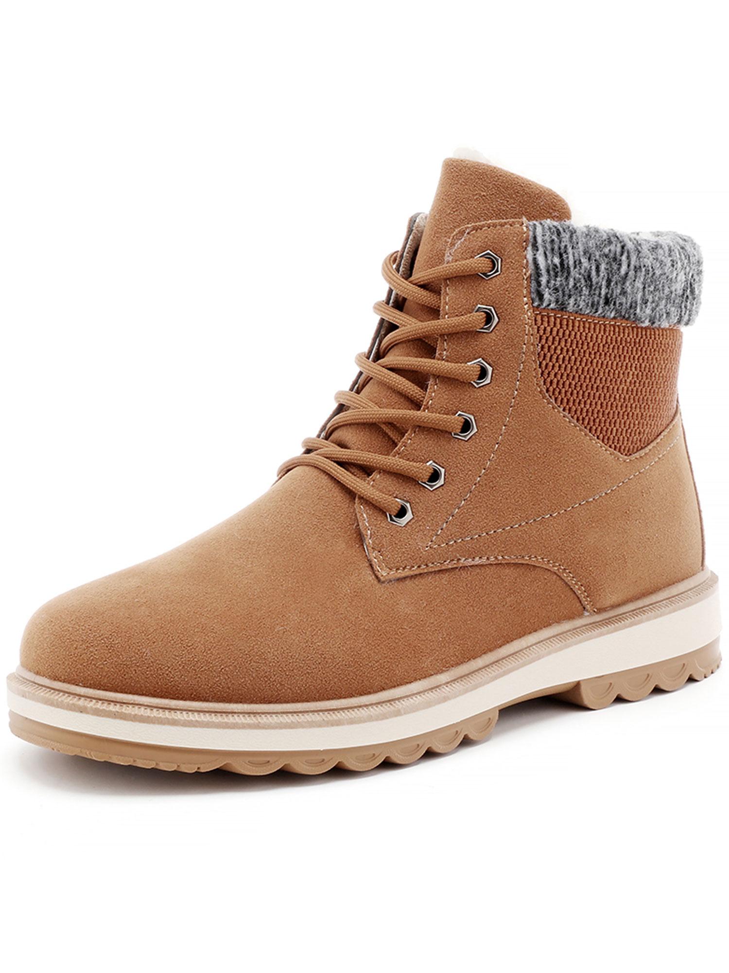Tanleewa - Men's Snow Boots Waterproof