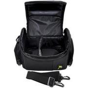 Deluxe Compact Camera Carrying Case Bag For Olympus E-PL2 E-PL3 E-PL1 E-P1 E-P2