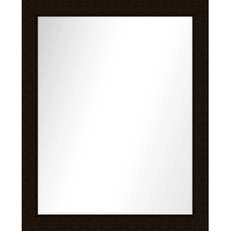 Vanity Mirror, Dark Bronze, 25.5x31.5 by PTM Images