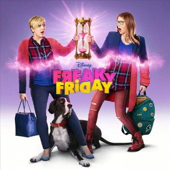 Freaky Friday Soundtrack (CD)](Halloween Freaky Music)