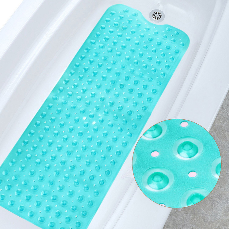 Techtongda Bath Tub Washable Shower Mat Non Slip Mildew