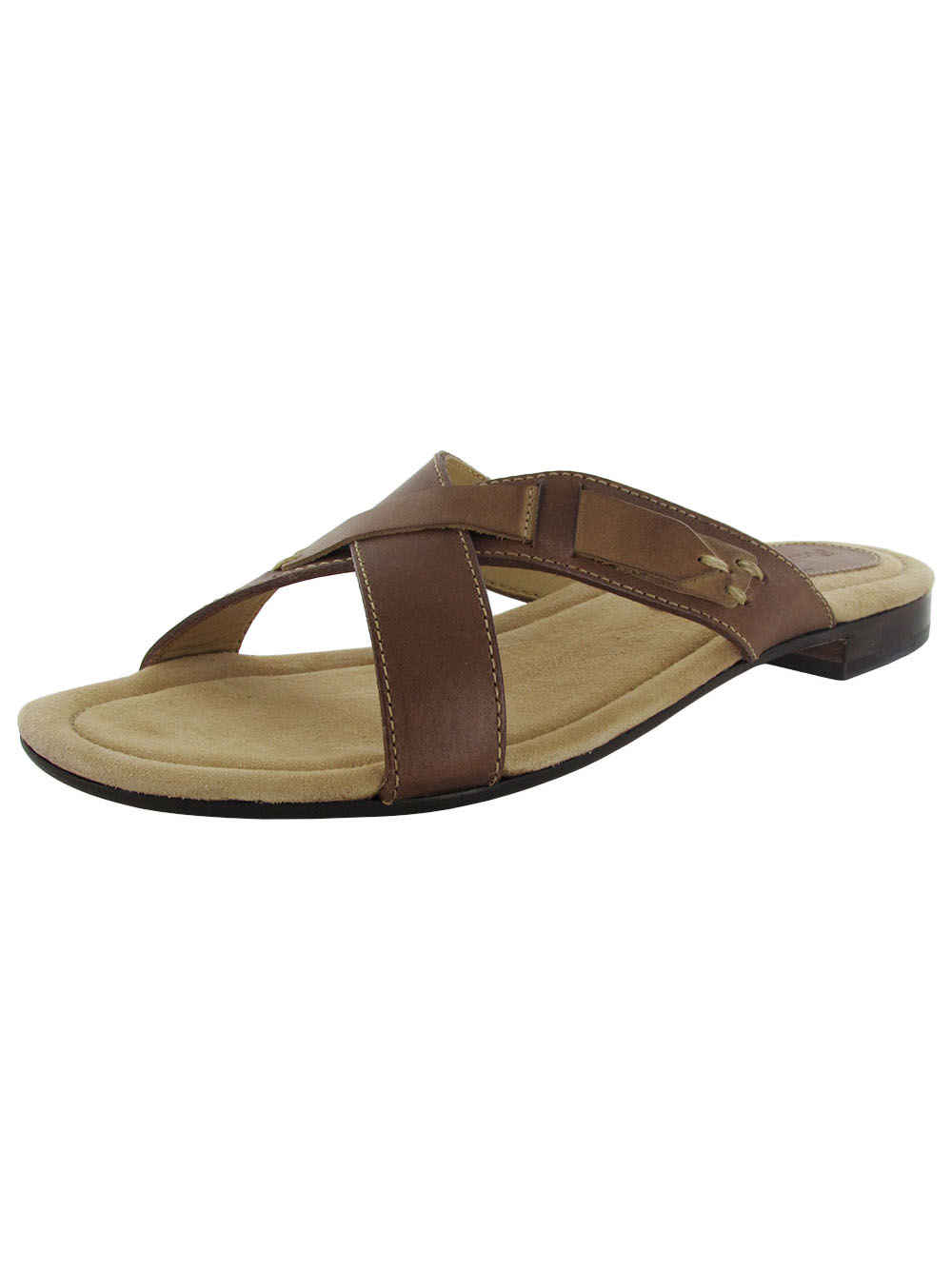 Tommy Bahama 'Crossed Acean' Slides Womens Sandals by Tommy Bahama R&R Holdings, Inc.