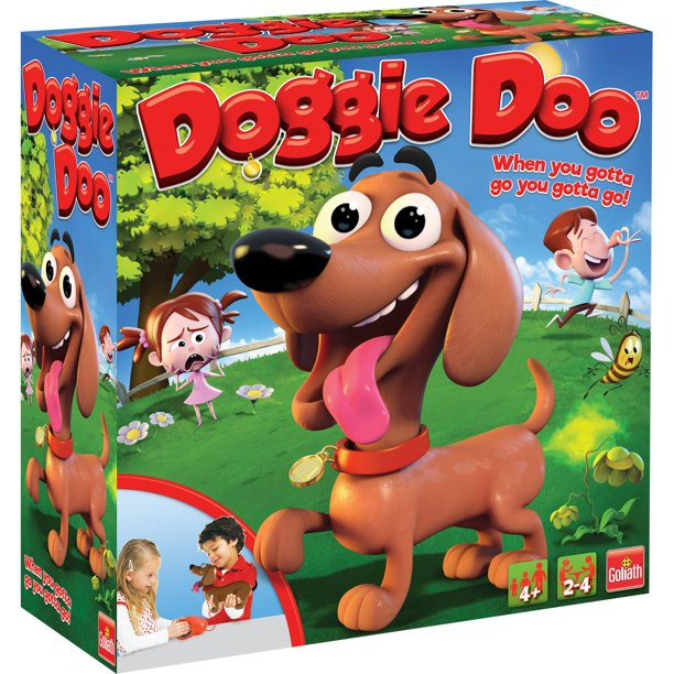 Doggie Doo New by Goliath