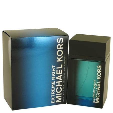 Best Michael Kors FX15125 4 oz Extreme Night Eau De Toilette Spray deal