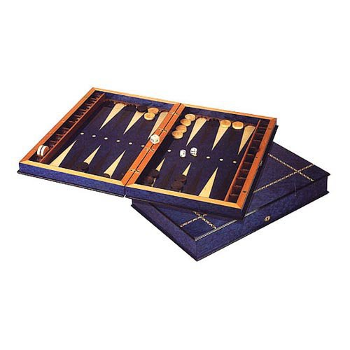 20in Sorento I Backgammon Set by Cambor Games