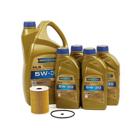 Blau J1A7003-D Mercedes Benz E320 Motor Oil Change Kit - 2007-09 w/ 6 Cylinder 3.0L BlueTEC Diesel Engine… ()