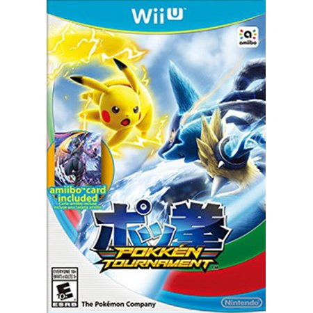 POKKEN TOURNAMENT (SOFTWARE ONLY) Nintendo