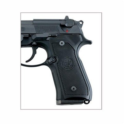 Beretta 92 FS/ 96 Series Original Grips - Excellent Fit Durable Easy to Install (Beretta 92 Grips Wood)