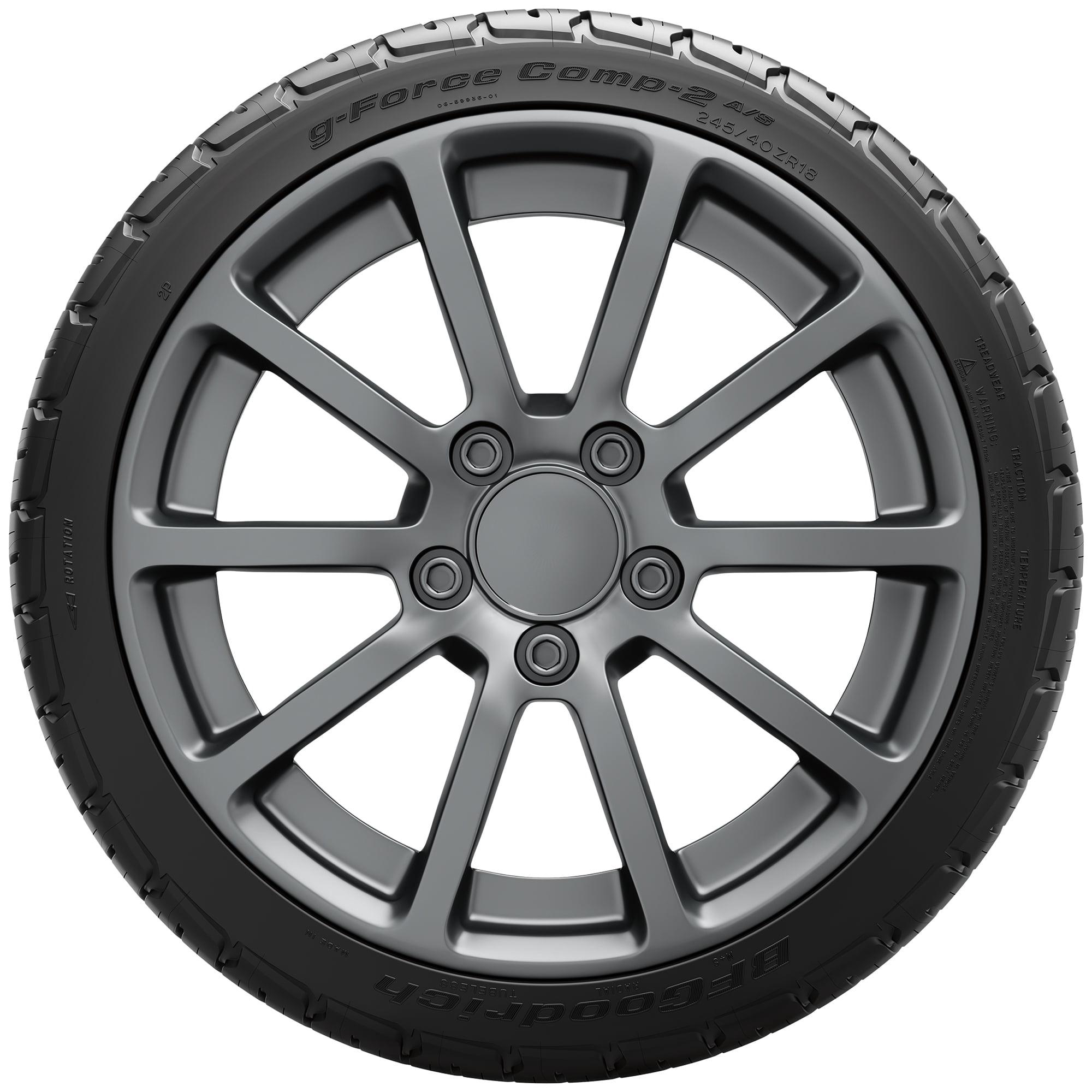 BFGoodrich g-Force COMP-2 A//S all/_ Season Radial Tire-225//55ZR17 97W