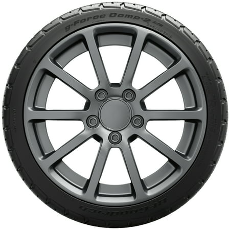 BFGoodrich G-Force COMP-2 All-Season Ultra-High Performance Tire 245/45ZR20/XL (G Force Comp 2 A S Snow)
