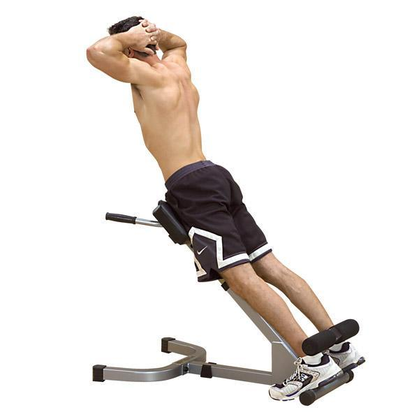 Power Line 45 Back Hyperextension