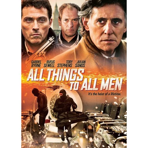 ALL THINGS TO ALL MEN (DVD)