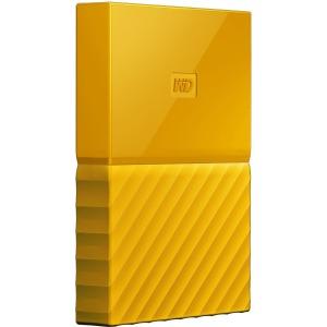 WD My Passport WDBS4B0020BYL-WESN 2TB USB 3.0 External Hard Drive - Yellow