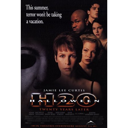 Halloween H2O Movie Poster (11 x 17)
