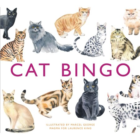 Cat Bingo (Other) - Family Crafts Halloween Bingo