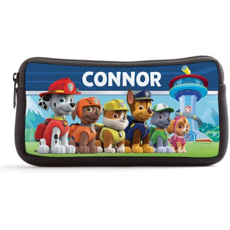 Personalized PAW Patrol Proud Pups Kids Pencil - Personalized Pencil Case