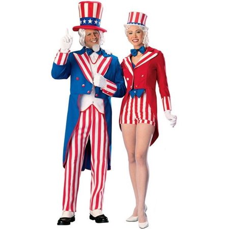 Uncle Sam Mask (Deluxe Uncle Sam Adult)