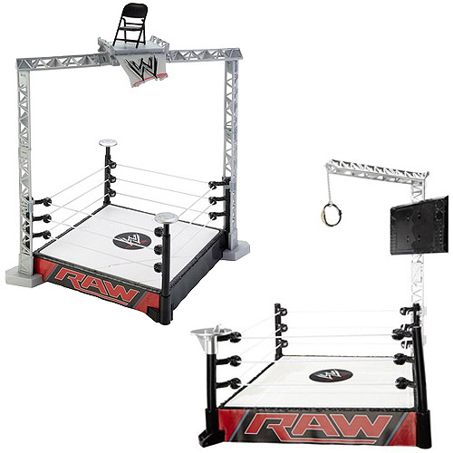 Your Choice of One WWE Play Set on Rollback