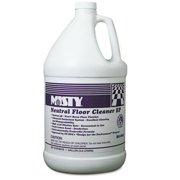 Zep.  Professional B18044CT Neutral Floor Cleaner EP, Lemon, 1gal Bottle, 4/Carton