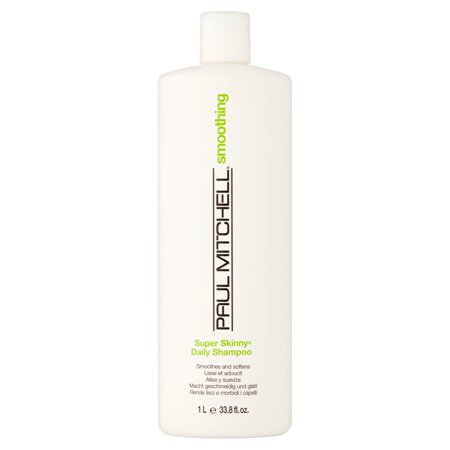 Paul Mitchell Super Skinny Smoothing Daily Shampoo, 33.8 Fl Oz