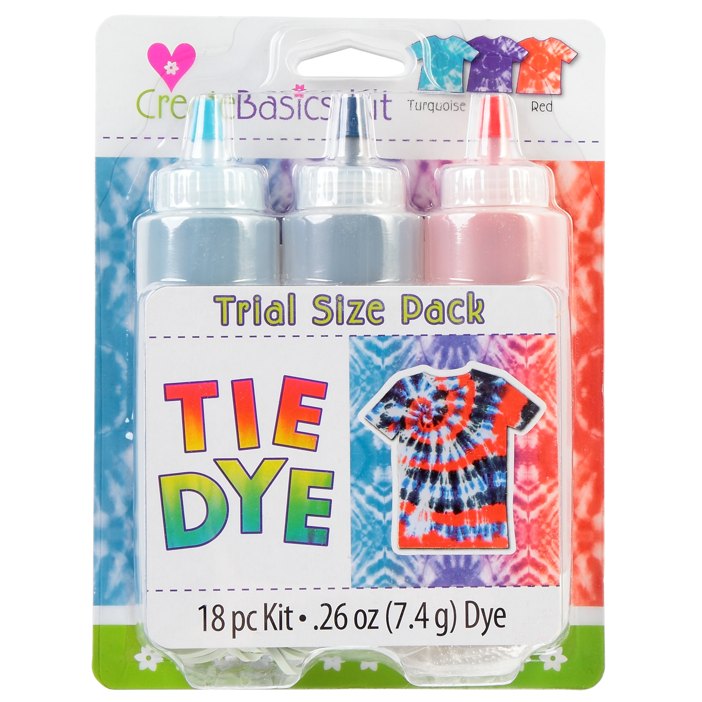 Create Basics Nautical Tie Dye Kit, 3-Color