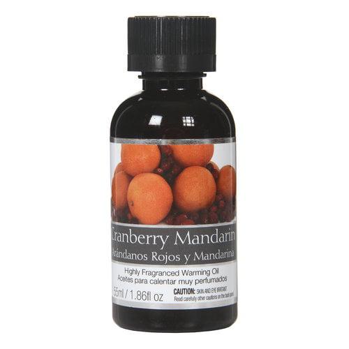 Elegant Expressions Small Warming Oil, Cranberry Mandarin, 1.86 Fl Oz