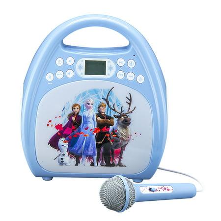 Disney Frozen II Bluetooth Kids Karaoke Machine with Microphone -  FR-556.EXV9M