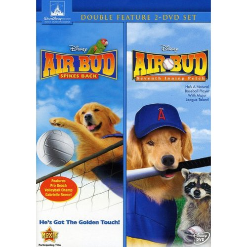 Air Bud Spikes Back / Air Bud 7th Inning Fetch (Full Frame)