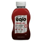 GOJO® Cherry Gel Pumice Hand Cleaner - 10 fl oz Squeeze Bottle