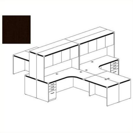 Mayline Aberdeen Series L Shape Workstation picture