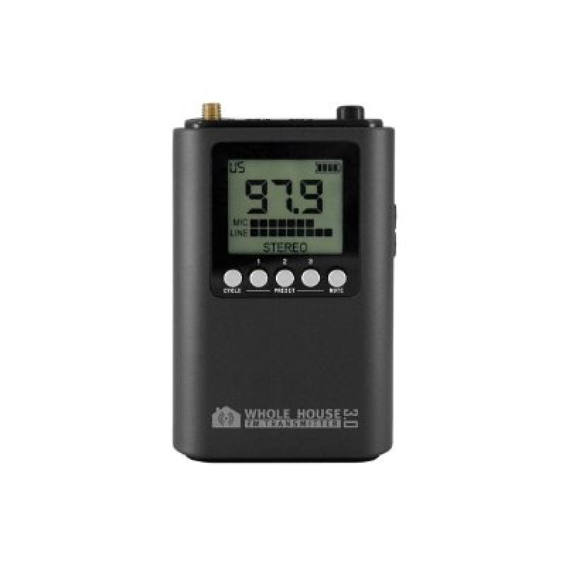 Global Industrial Whole House FM Transmitter 3.0