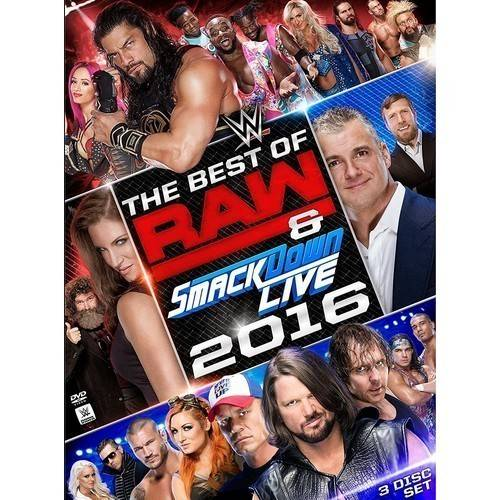 WWE: Best Of Raw And Smackdown 2016 by WARNER HOME VIDEO
