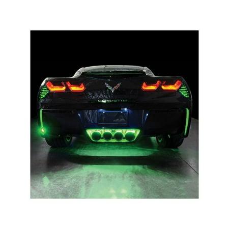 C7 Corvette - Complete Exterior LED Lighting Kit : Stingray, Z51, Z06 (with RGB (Bakers Complete Light)