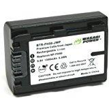 Wasabi Power Battery for Sony NP-FH50 (1300mAh) and Sony Alpha DSLR-A290, DSLR-A330, DSLR-A390, Cyber-shot DSC