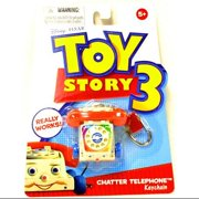Toy Story 3 Chatter Telephone Keychain