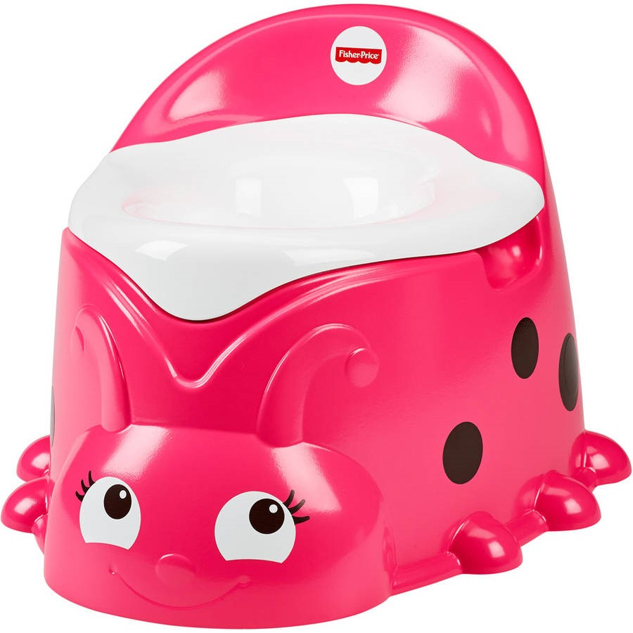 Fisher-Price Ladybug Potty
