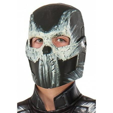 Captain America Civil War Mask Child Costume Accessory Crossbones