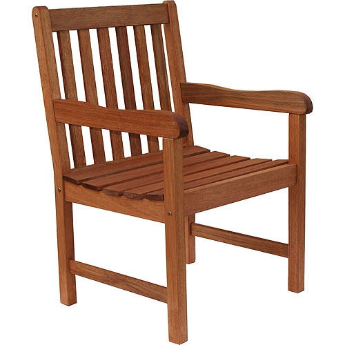 International Home Miami Amazonia Milano Dining Arm Chair