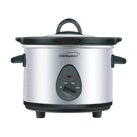 Brentwood® Appliances 1.5-quart Slow Cooker Brentwood Appliances SC-115S 1.5-Quart Slow Cooker This brentwood appliances 1.5-quart slow cooker is a high quality slow cookers item from our housewares & personal care , kitchen appliances & accessories , small appliances & accessories , slow cookers collections .